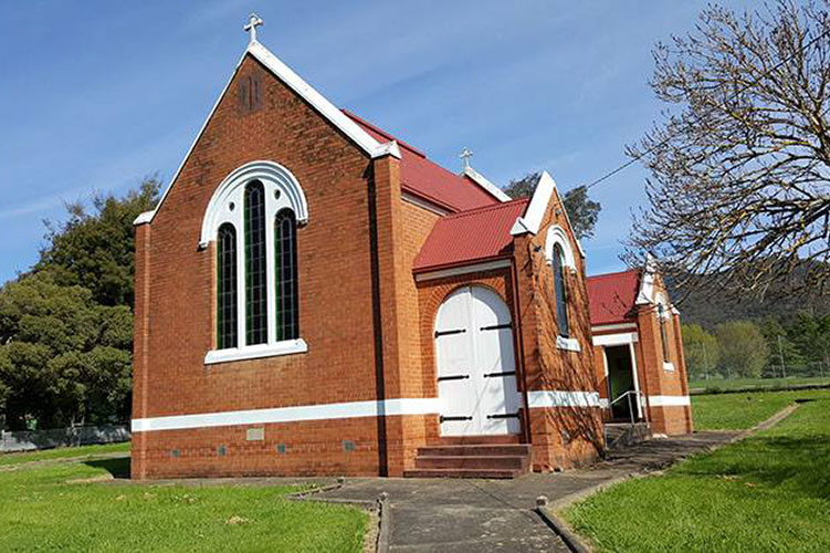 eskdale uniting church