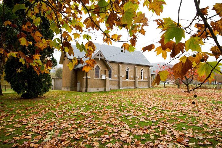 Mitta Union Church